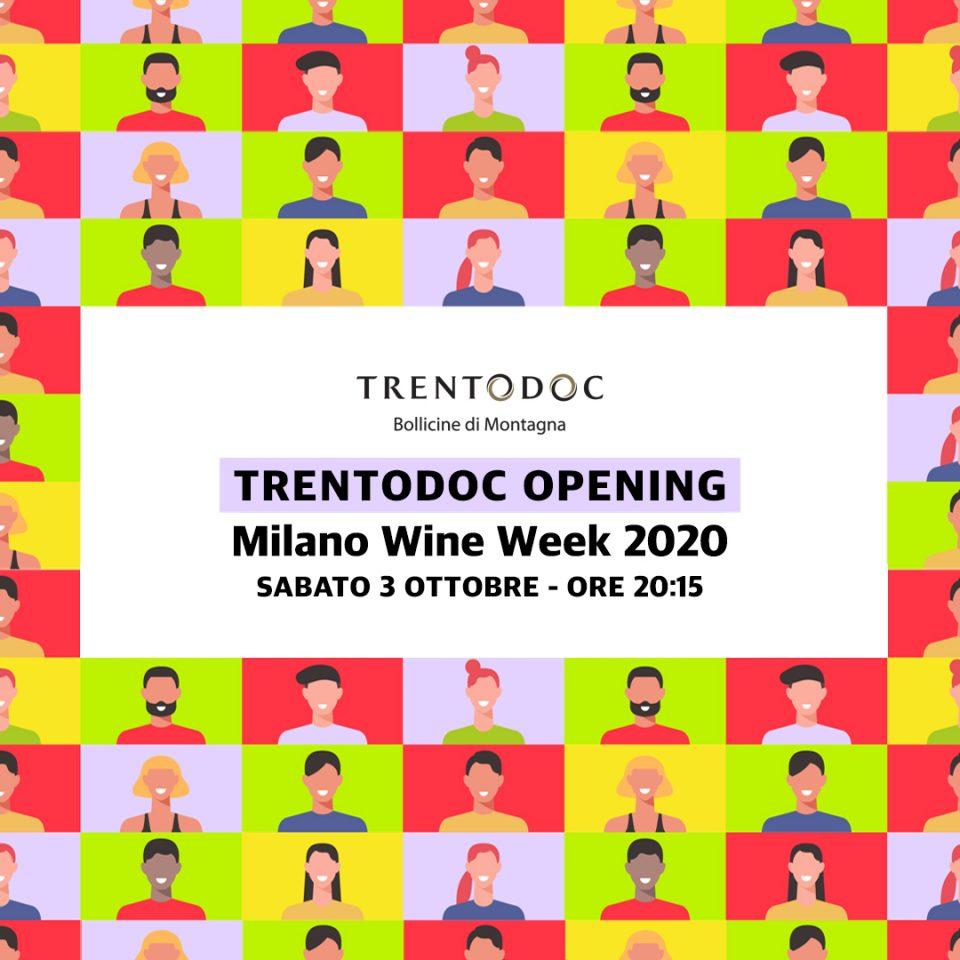 Trentodoc Milano Wine Week